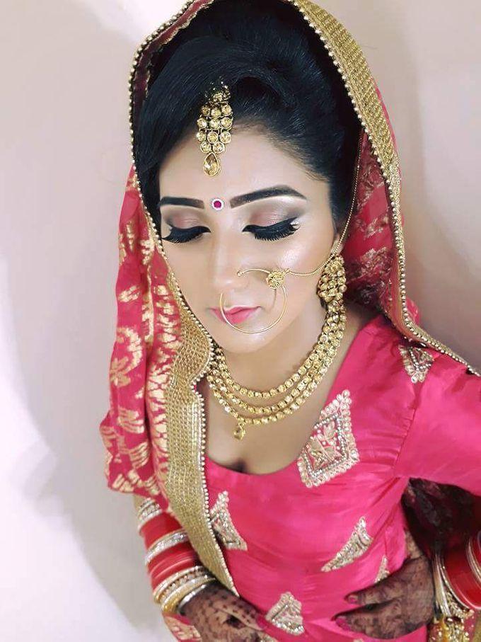 Goa Wedding Makeup Artist by Hazira Makeup Artist Goa - 007