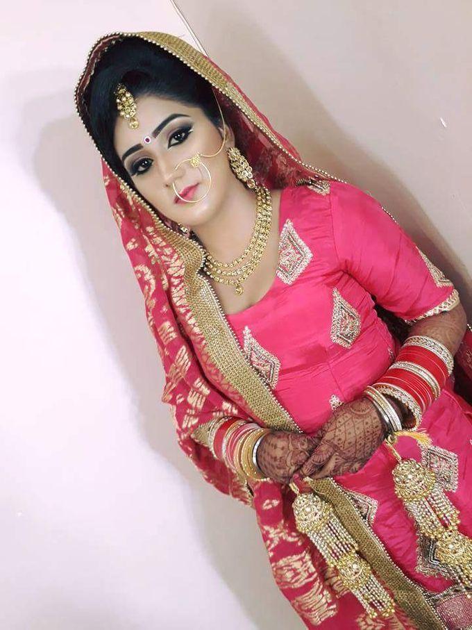 Goa Wedding Makeup Artist by Hazira Makeup Artist Goa - 010