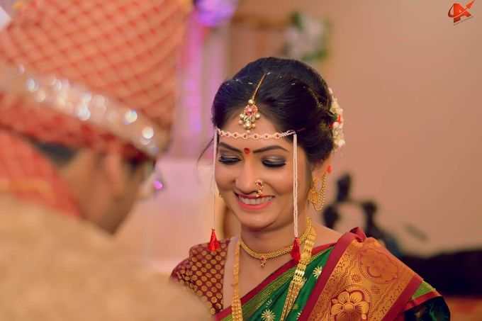 Maharashtrian Wedding Candid by Arrow Multimedia - 004