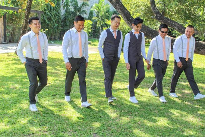 Peach Wedding - Marvin & Jejomarie 1.8.2018 by Icona Elements Inc. ( an Events Company, Wedding Planning & Photography ) - 009