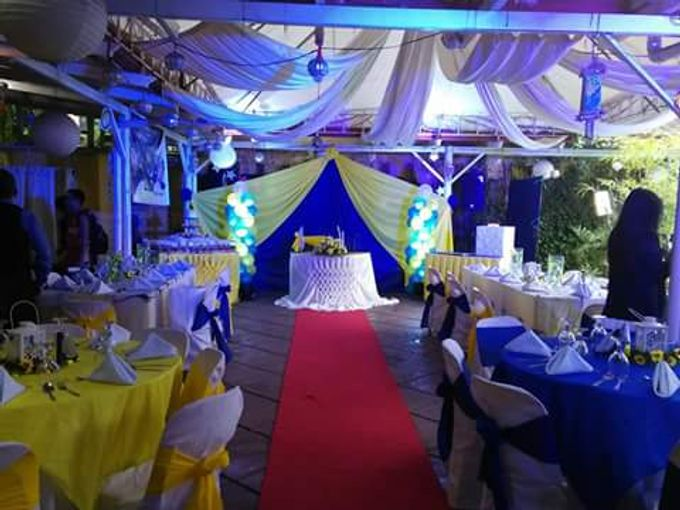 Elna & Robert Wedding by ROSE CATERING & EVENTS - 001