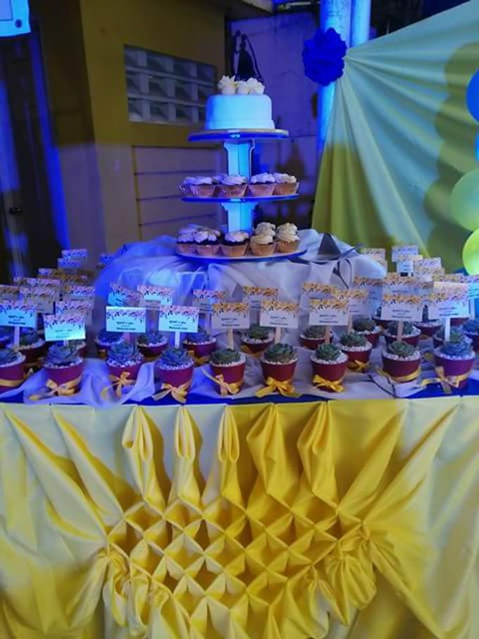 Elna & Robert Wedding by ROSE CATERING & EVENTS - 002