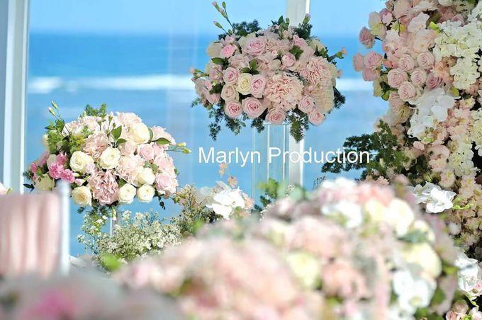 Ritz Carlton chapel Wedding Ceremony by Marlyn Production - 006