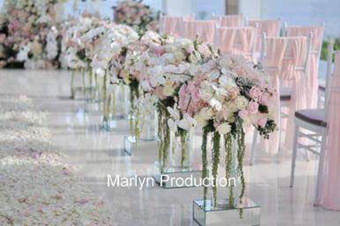 Ritz Carlton chapel Wedding Ceremony by Marlyn Production - 002