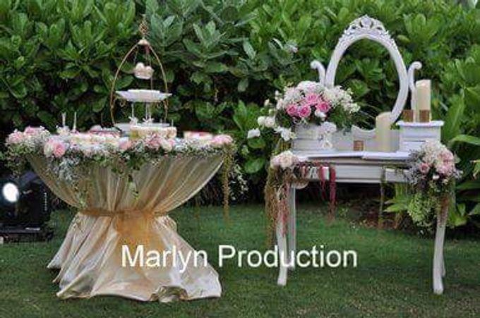 Ritz Carlton chapel Wedding Ceremony by Marlyn Production - 001