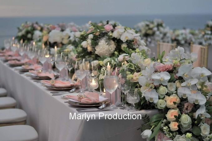 Ayana Villa Wedding by Marlyn Production - 005