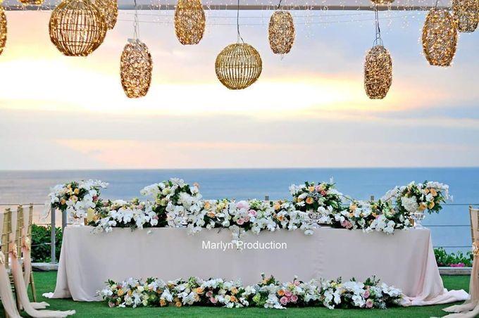 Ayana Villa Wedding by Marlyn Production - 006