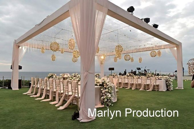 Ayana Villa Wedding by Marlyn Production - 009