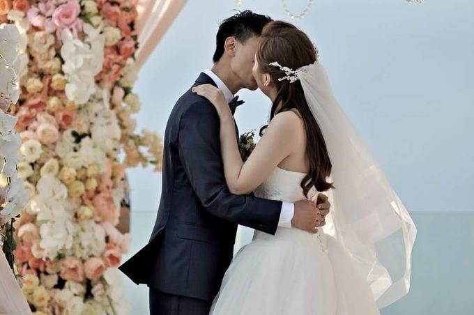 Ayana Villa Wedding by Marlyn Production - 002