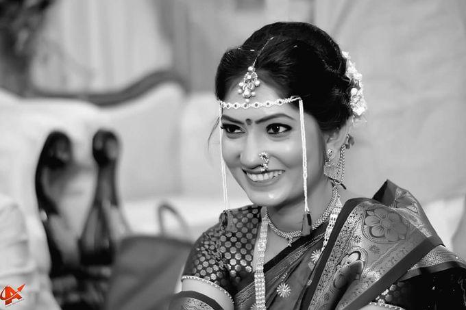 Maharashtrian Wedding Candid by Arrow Multimedia - 007