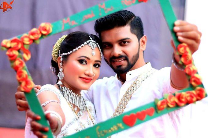 Maharashtrian Wedding Candid by Arrow Multimedia - 012