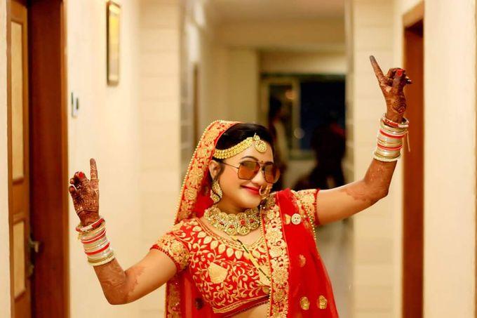 Maharashtrian Wedding Candid by Arrow Multimedia - 014