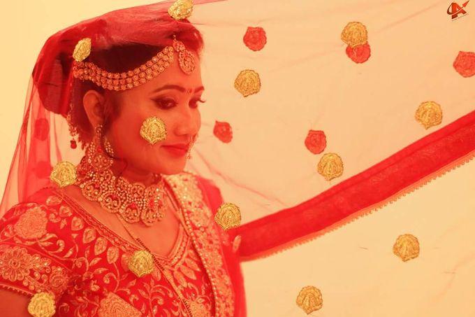 Maharashtrian Wedding Candid by Arrow Multimedia - 021