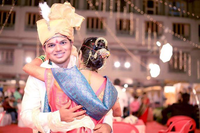 Maharashtrian Wedding Candid by Arrow Multimedia - 005