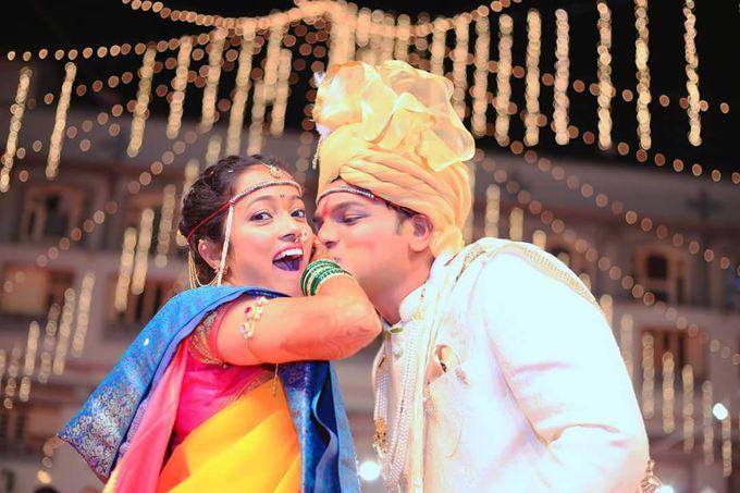 Maharashtrian Wedding Candid by Arrow Multimedia - 008