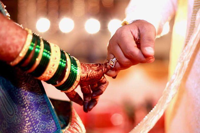Maharashtrian Wedding Candid by Arrow Multimedia - 017