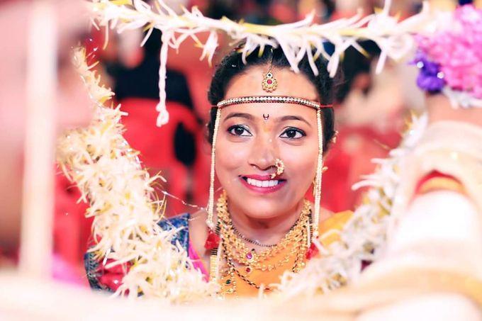 Maharashtrian Wedding Candid by Arrow Multimedia - 013