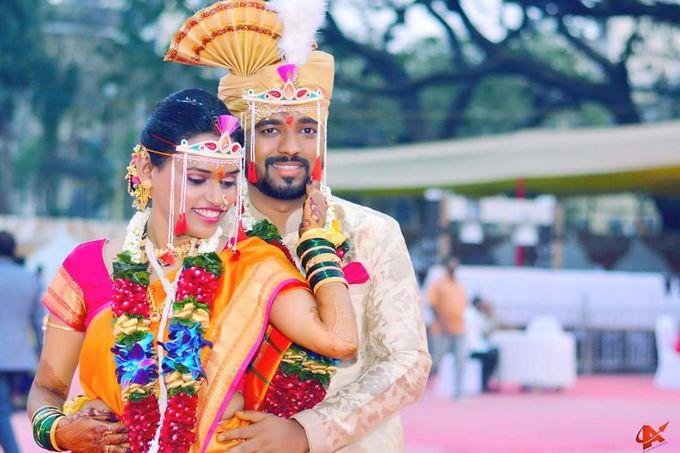 Maharashtrian Wedding Candid by Arrow Multimedia - 018