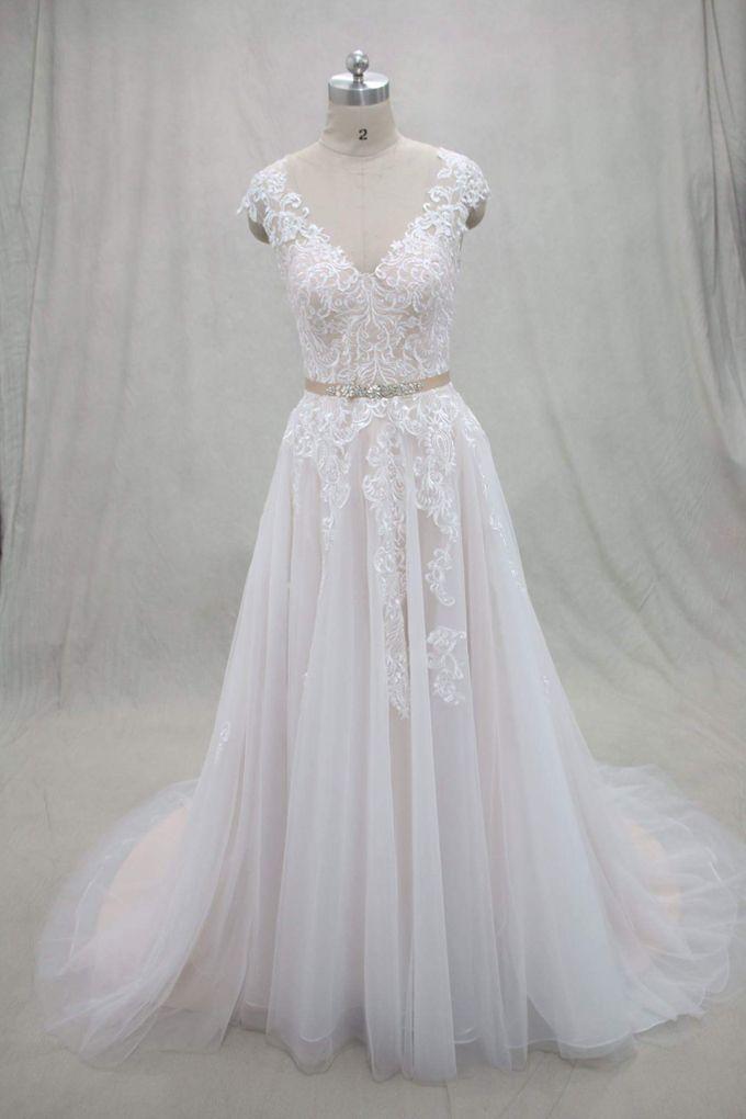 Custom Made Dresses by Solobridal Custom Made Dresses - 018