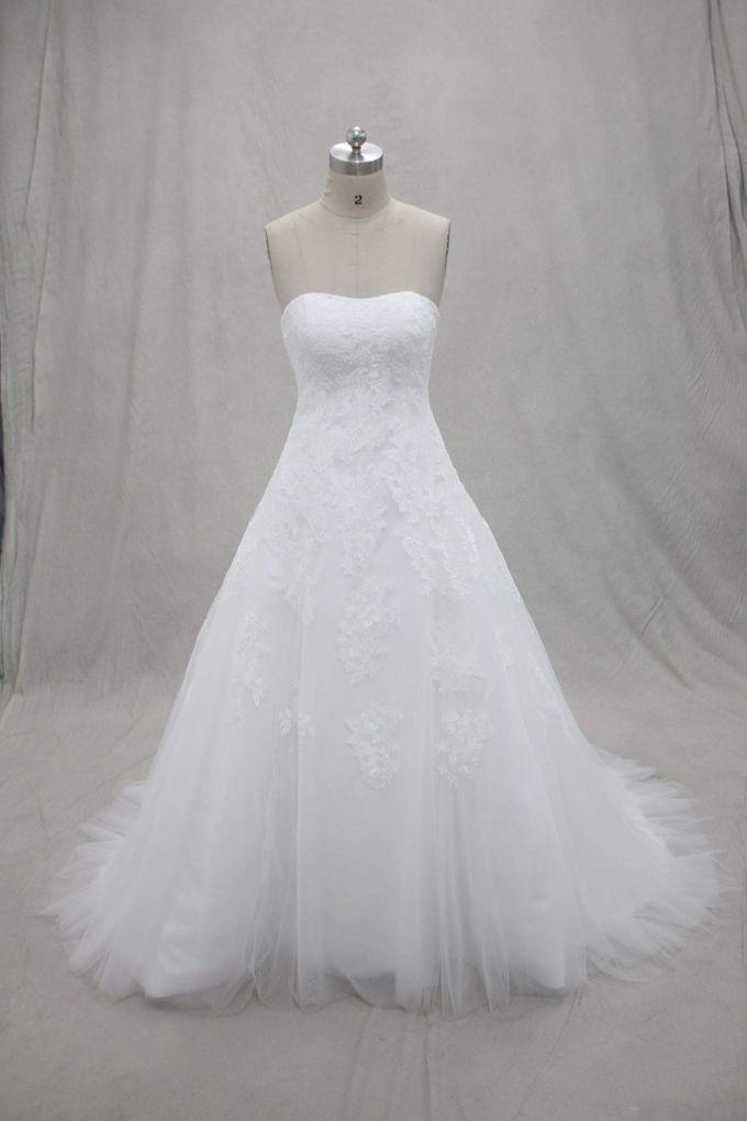 Custom Made Dresses by Solobridal Custom Made Dresses - 007