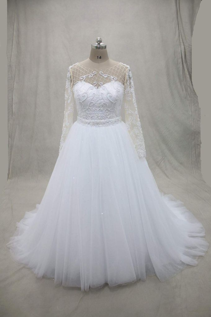 Custom Made Dresses by Solobridal Custom Made Dresses - 006
