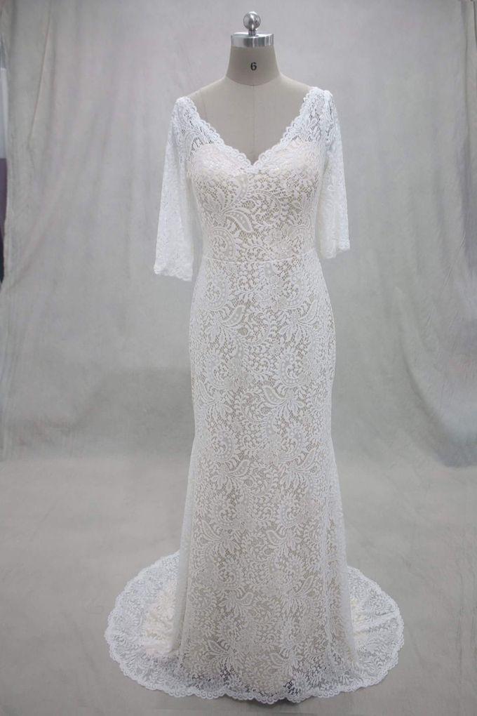 Custom Made Dresses by Solobridal Custom Made Dresses - 033