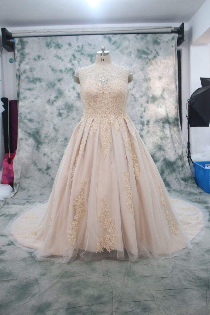 Custom Made Dresses by Solobridal Custom Made Dresses - 032