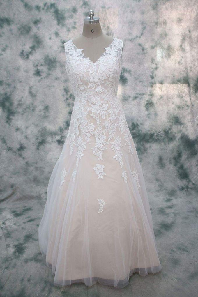 Custom Made Dresses by Solobridal Custom Made Dresses - 020