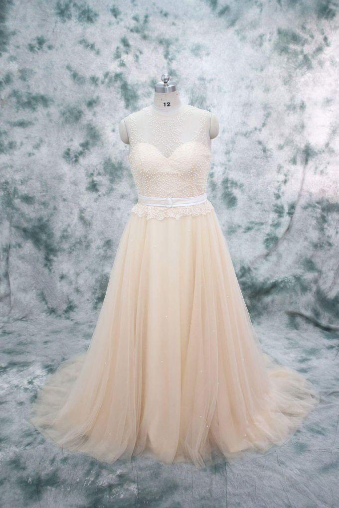 Custom Made Dresses by Solobridal Custom Made Dresses - 023