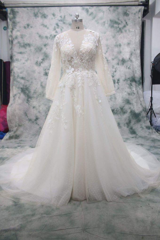 Custom Made Dresses by Solobridal Custom Made Dresses - 025