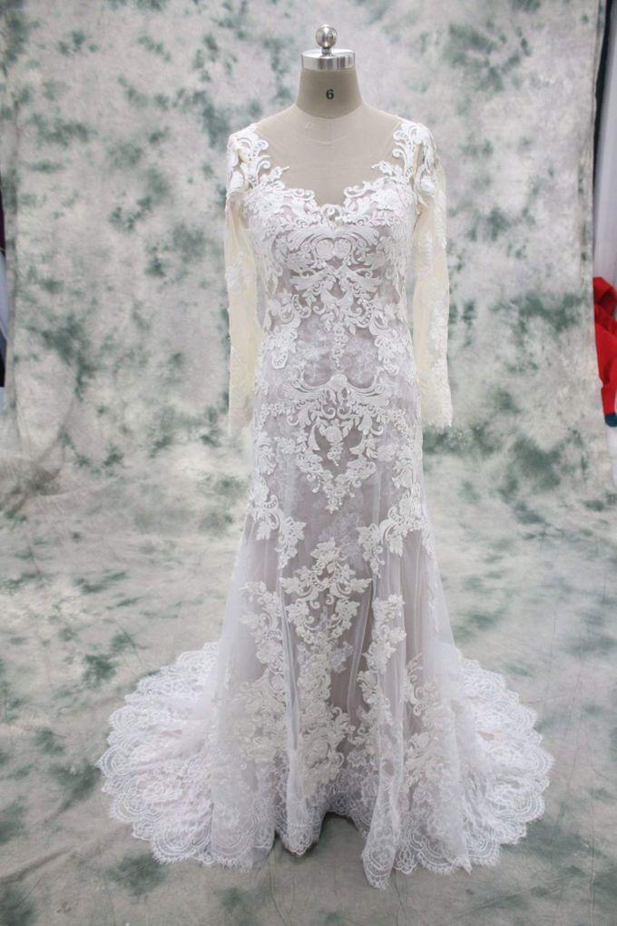 Custom Made Dresses by Solobridal Custom Made Dresses - 048
