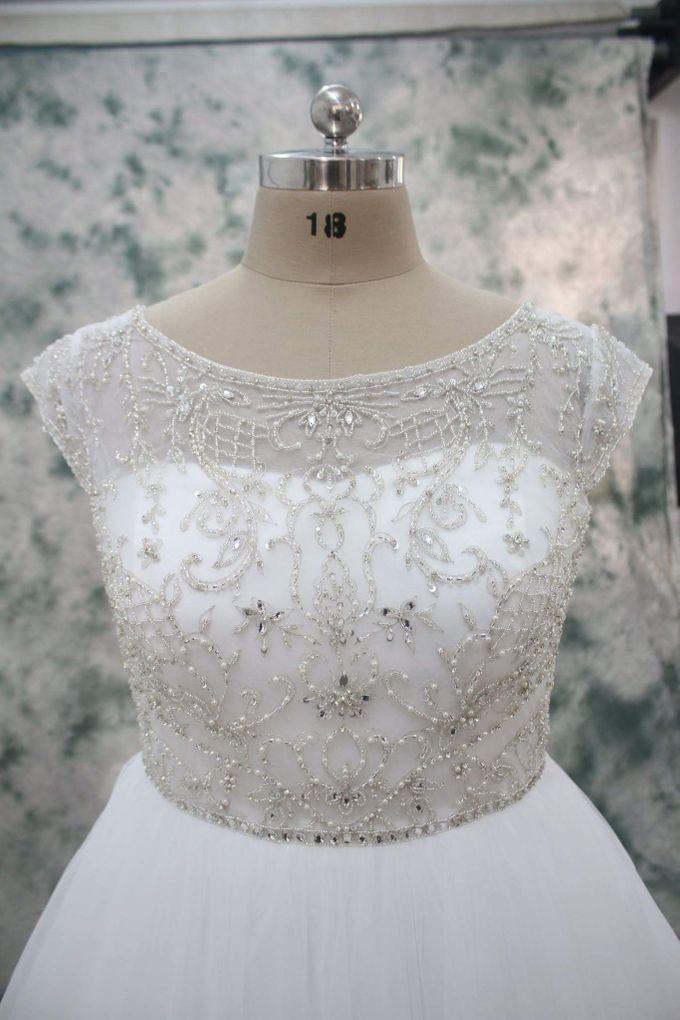 Custom Made Dresses by Solobridal Custom Made Dresses - 046