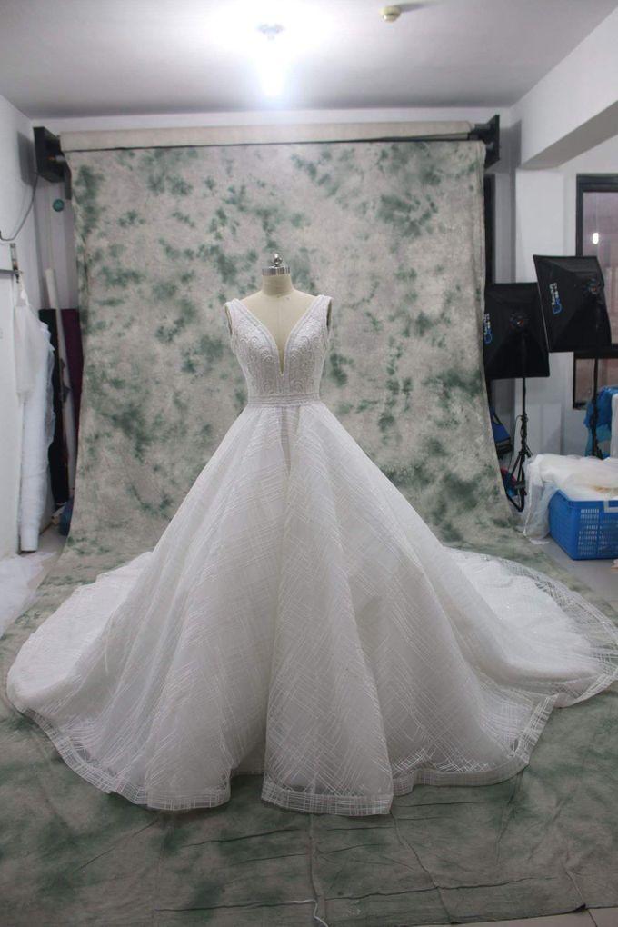 Custom Made Dresses by Solobridal Custom Made Dresses - 028