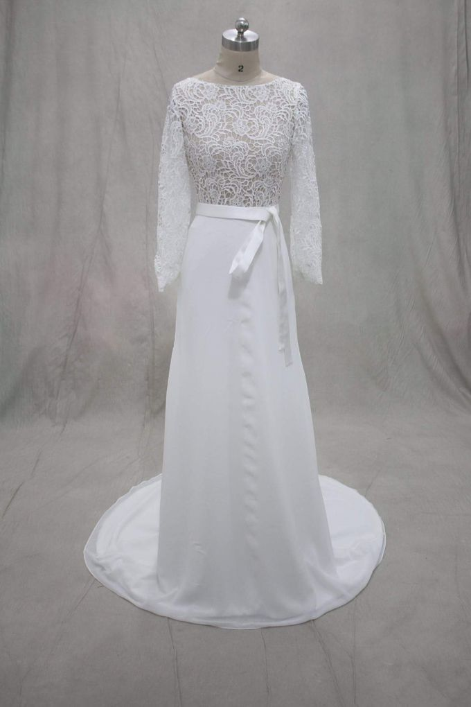 Custom Made Dresses by Solobridal Custom Made Dresses - 040