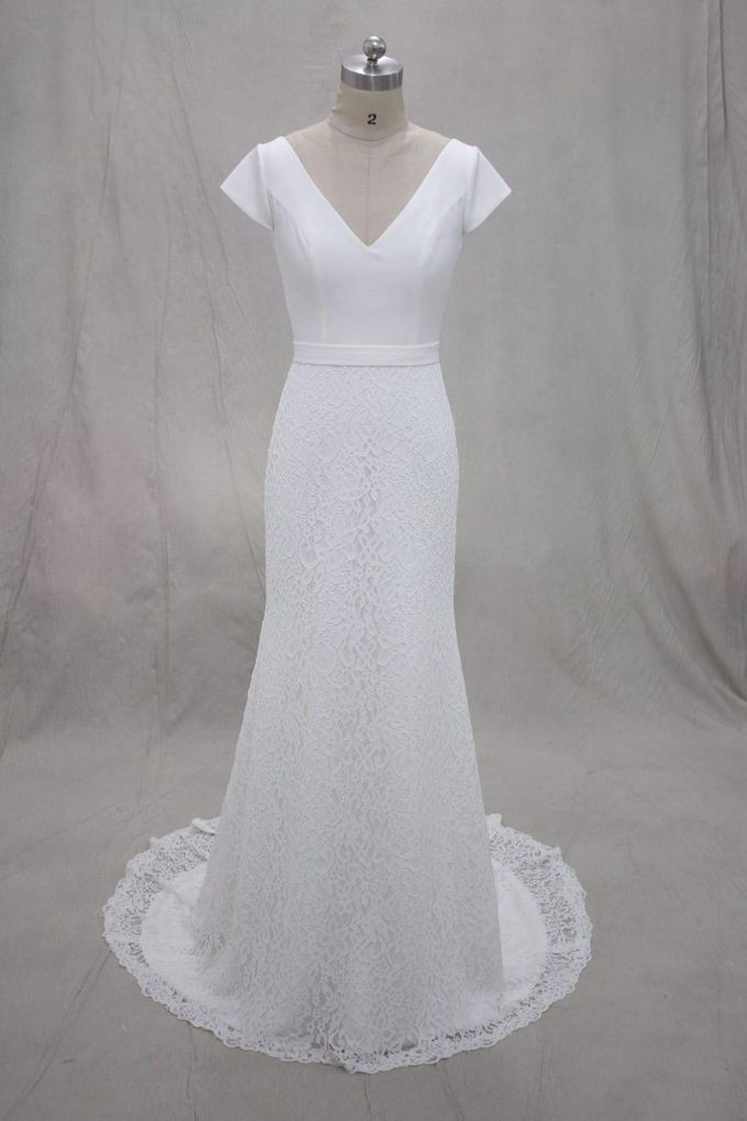 Custom Made Dresses by Solobridal Custom Made Dresses - 035
