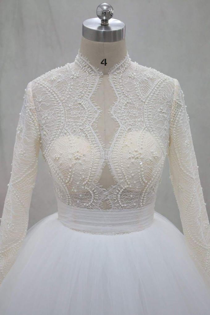 Custom Made Dresses by Solobridal Custom Made Dresses - 044