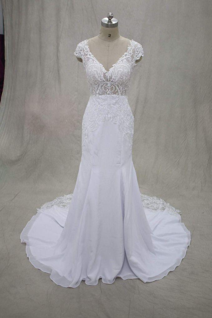 Custom Made Dresses by Solobridal Custom Made Dresses - 021