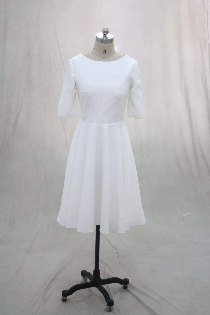 Custom Made Dresses by Solobridal Custom Made Dresses - 030