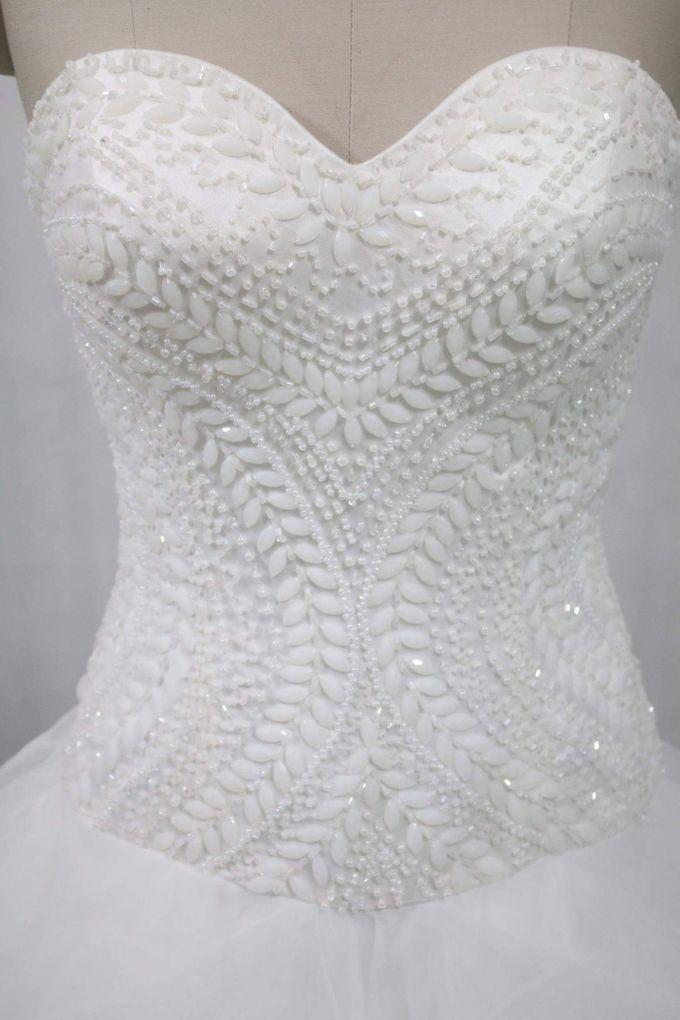 Custom Made Dresses by Solobridal Custom Made Dresses - 043