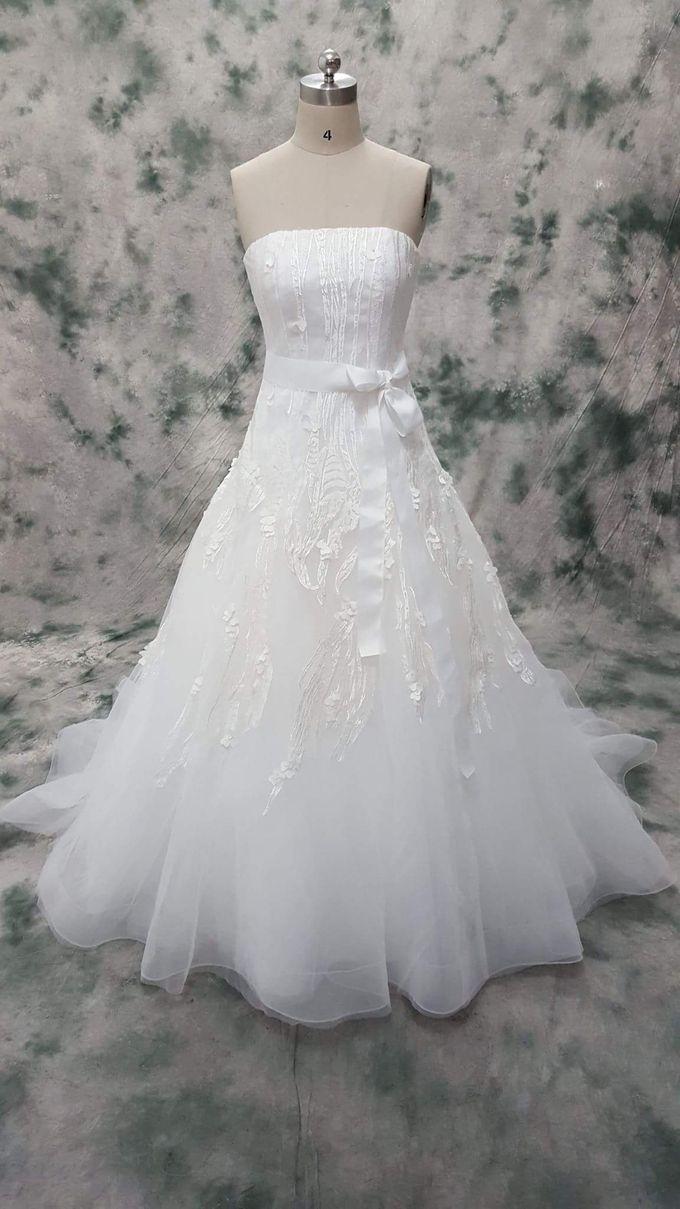 Custom Made Dresses by Solobridal Custom Made Dresses - 031