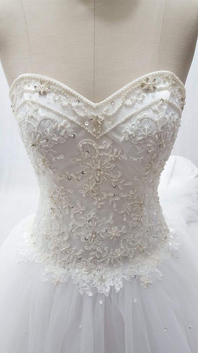 Custom Made Dresses by Solobridal Custom Made Dresses - 042
