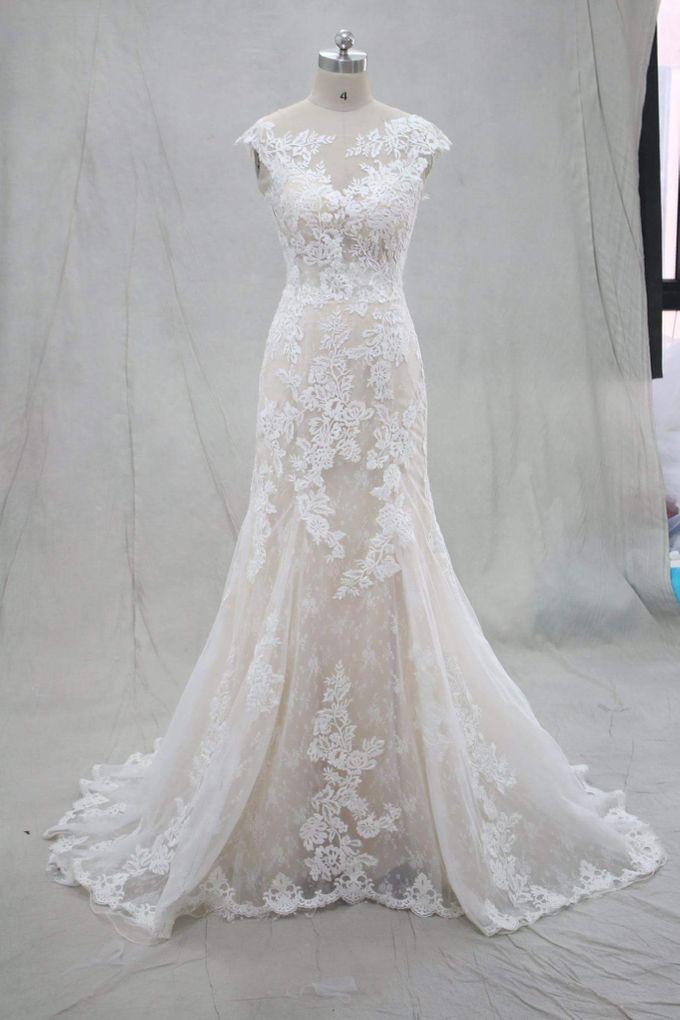 Custom Made Dresses by Solobridal Custom Made Dresses - 016