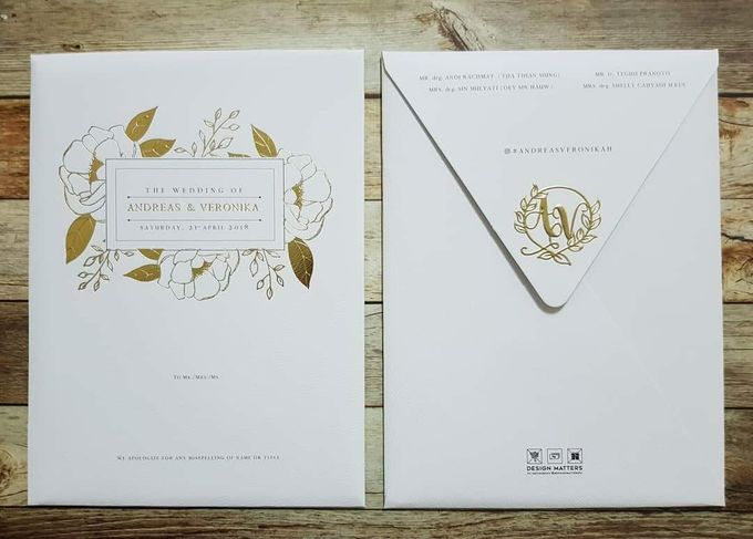 1 Board With Envelope By Red Card Bridestory Com