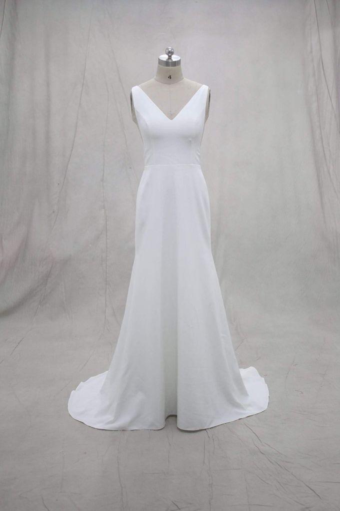 Custom Made Dresses by Solobridal Custom Made Dresses - 004