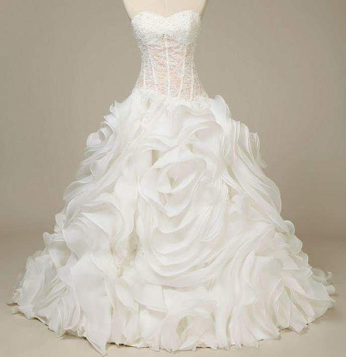 Custom Made Dresses by Solobridal Custom Made Dresses - 049