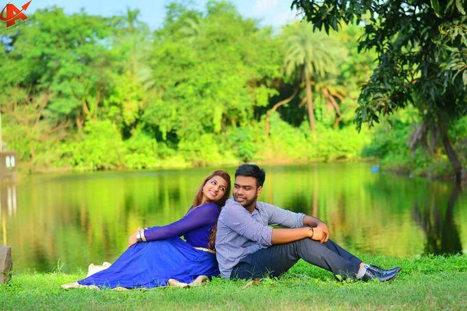 Henal x Priyank Pre Weddings Shoot by Arrow Multimedia - 004