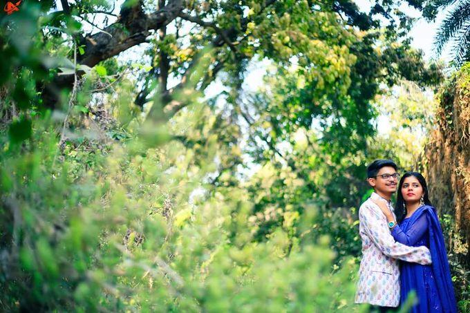 Anuj X Bhakti Pre Wedding Shoot by Arrow Multimedia - 008