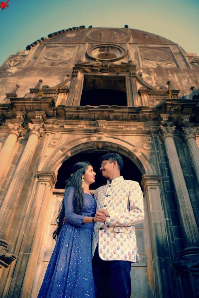 Anuj X Bhakti Pre Wedding Shoot by Arrow Multimedia - 014