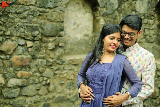Anuj X Bhakti Pre Wedding Shoot by Arrow Multimedia - 007
