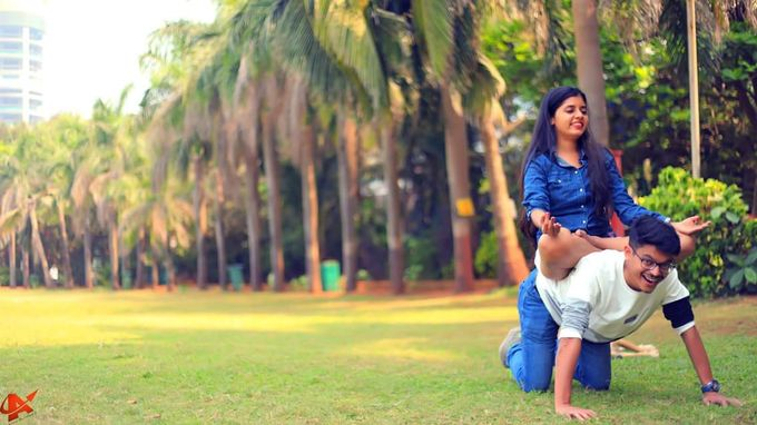Anuj X Bhakti Pre Wedding Shoot by Arrow Multimedia - 003